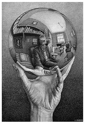 Exposición de Dibujo y Grabado en Madrid – M. C.ESCHER