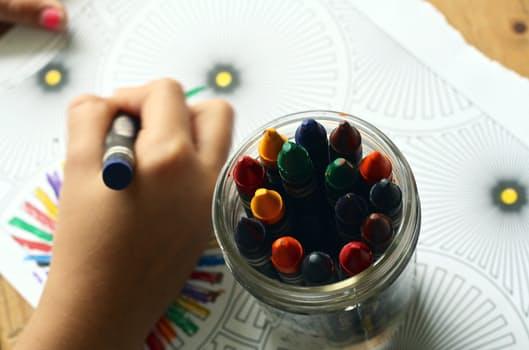 la creatividad en la infancia