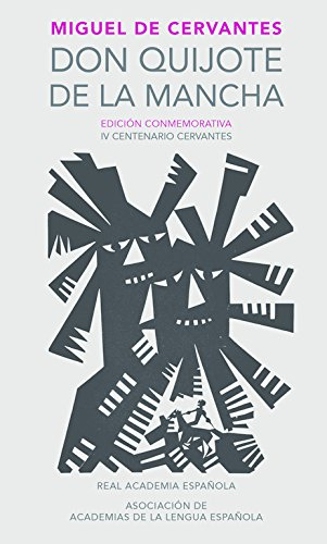 LIBRO - DON QUIJOTE DE LA MANCHA