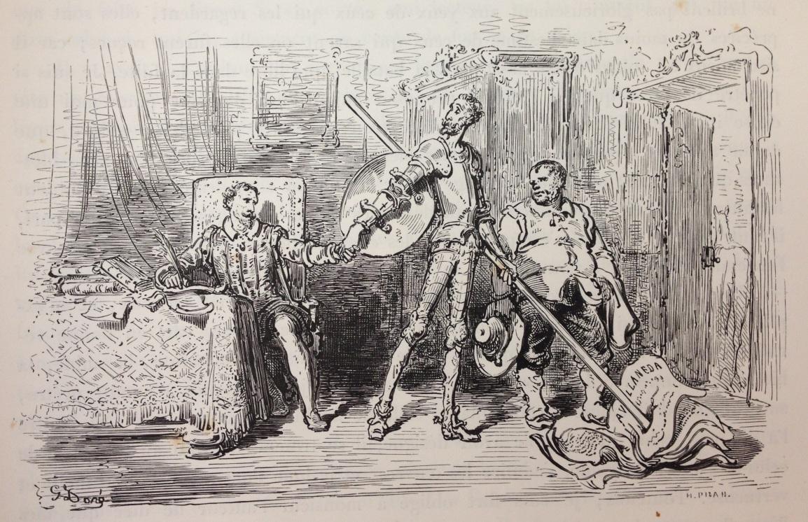 Cervantes - Quijote