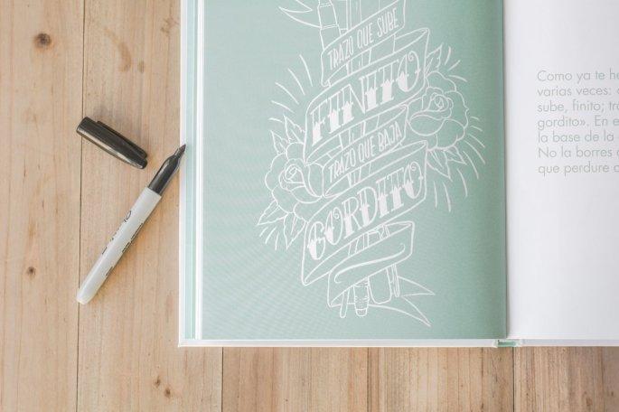Rubio manual de lettering Caligrafía Creativa 2_1