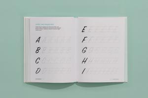 Rubio manual de lettering Caligrafía Creativa 2_3