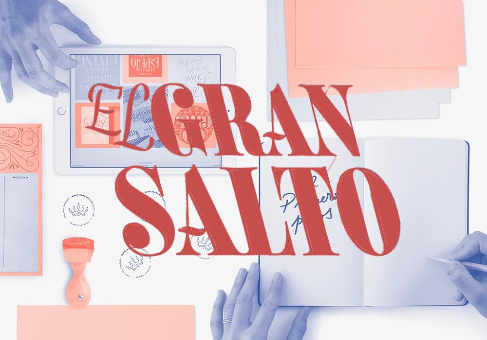 Lánzate como freelance creativo con la guía El granSalto