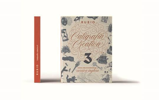 Nueva entrega Rubio: Caligrafia Creativa 3, la escriturainglesa